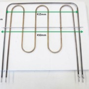 Chef Westinghouse Oven Grill Boost Element 0122004501