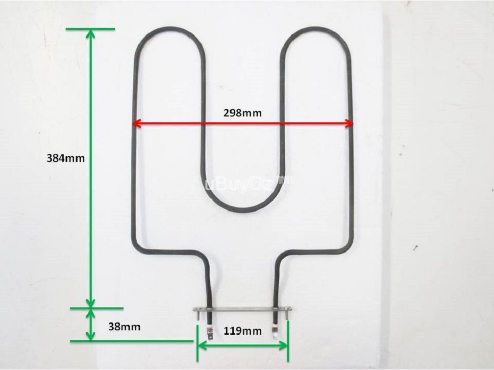 Omega Oven Grill Element 10110509
