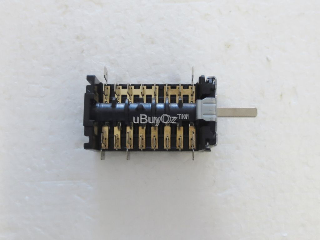 Technika Oven Selector Switch 03010890