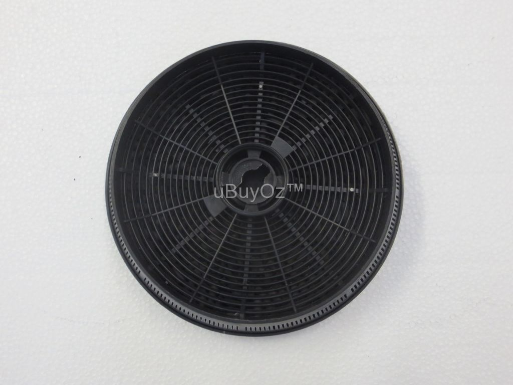 how to clean rangehood carbon filter