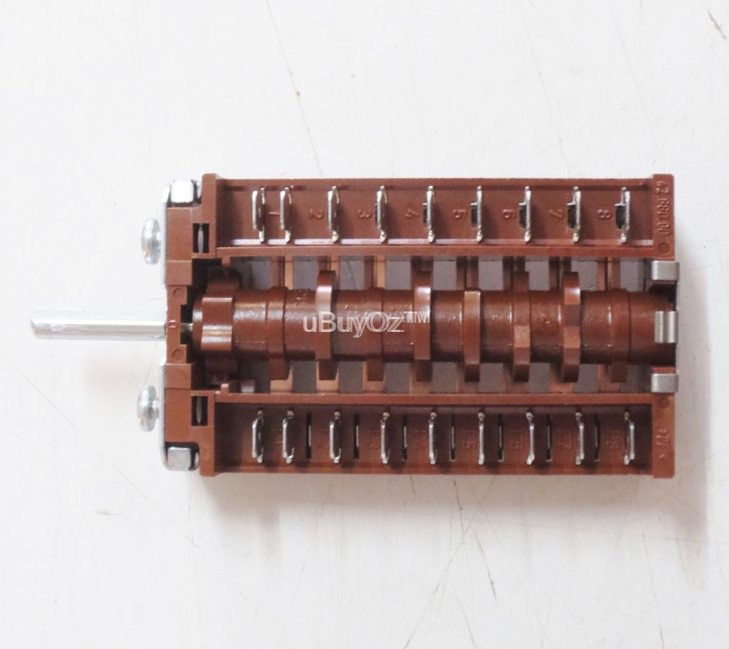 Chef Oven Function Selector Switch 0534001738