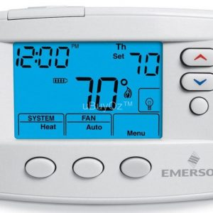 Emerson Single Stage Digital Room Thermostat 1F80-0471