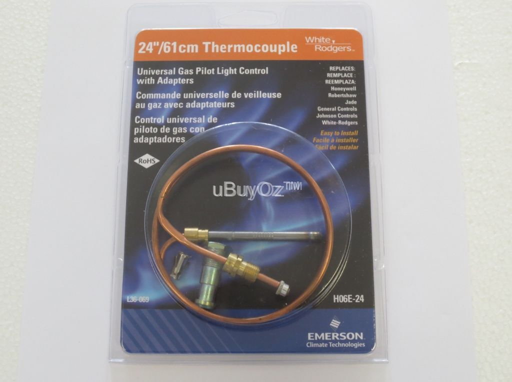 Emerson Universal Thermocouple Kit 610mm W0151
