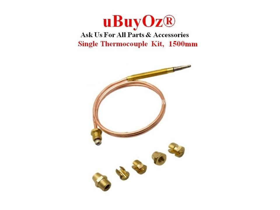 Universal Thermocouple Kit 1500mm CC41500