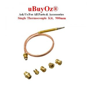 Universal Thermocouple Kit 900mm CG40900