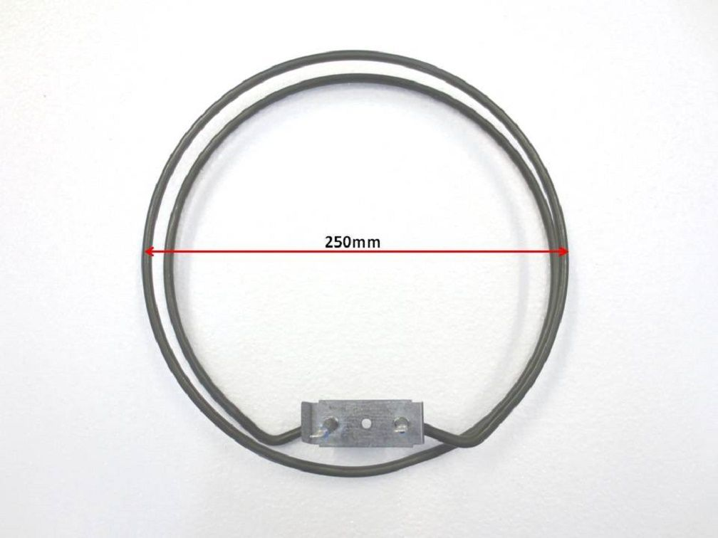 Ariston Oven Fan Element C00199665