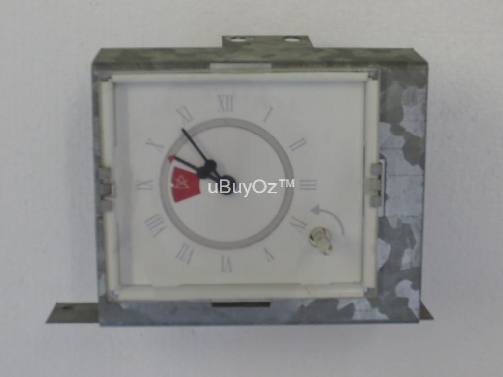 Blanco Oven Analogue Clock BFM950SS