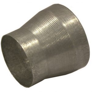 Deflecto Aluminium Ducting Increaser or Reducer, DIRB65