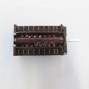 Euro Oven Function Selector Switch EUSW321