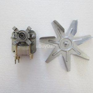 Blanco Oven Fan Forced Motor 040799009958R