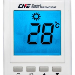 Digital Room Thermostat Backlight LCD Display