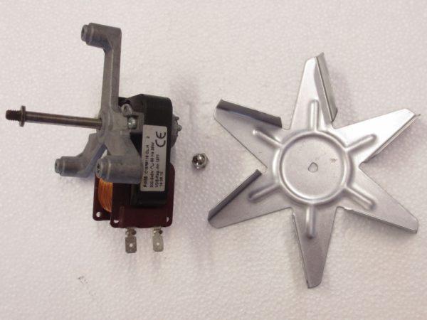 Blanco Oven Fan Motor 040710009904R