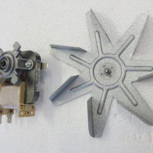 Oven Fan Motor 040799009956R